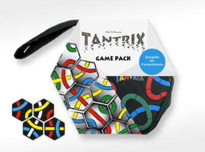 Tantrix Game Pack für Farbenblinde